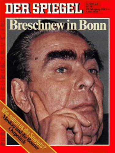 DER SPIEGEL Nr. 18, 1.5.1978 bis 7.5.1978