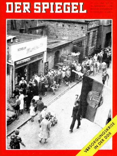 DER SPIEGEL Nr. 30, 25.7.1962 bis 31.7.1962