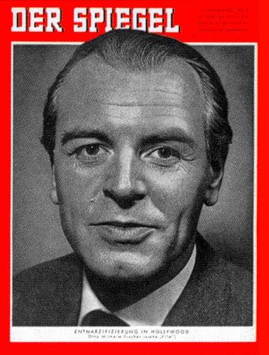 DER SPIEGEL Nr. 8, 20.2.1957 bis 26.2.1957