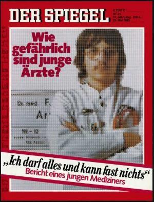 DER SPIEGEL Nr. 21, 23.5.1983 bis 29.5.1983