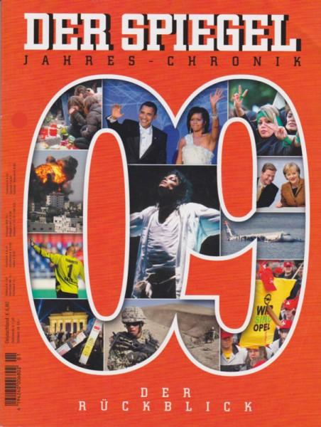 SPIEGEL Jahreschronik 2009