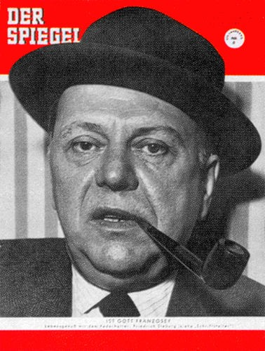 DER SPIEGEL Nr. 8, 17.2.1954 bis 23.2.1954