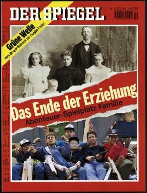 DER SPIEGEL Nr. 9, 27.2.1995 bis 5.3.1995