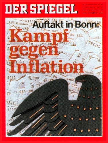 DER SPIEGEL Nr. 43, 20.10.1969 bis 26.10.1969