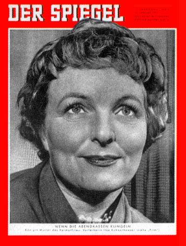 DER SPIEGEL Nr. 4, 23.1.1957 bis 29.1.1957