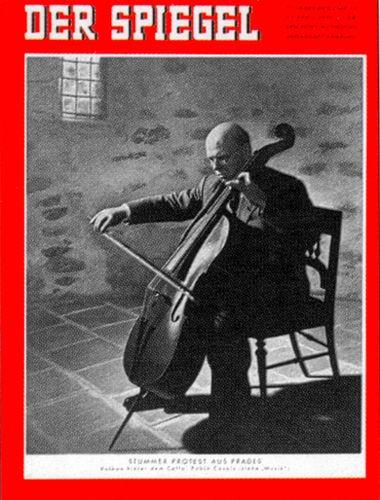DER SPIEGEL Nr. 16, 17.4.1957 bis 23.4.1957