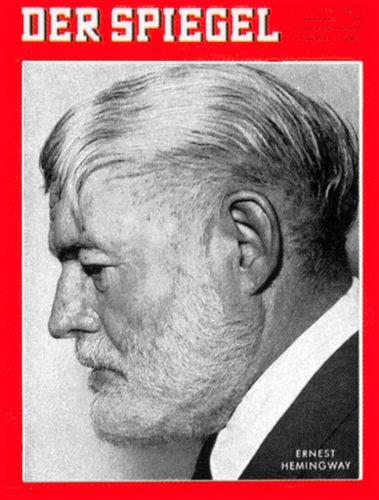 Ernest Hemingway, Geburtstag 12.7.1961, 13.7.1961, 14.7.1961, 15.7.1961, 16.7.1961, 17.7.1961, 18.7.1961