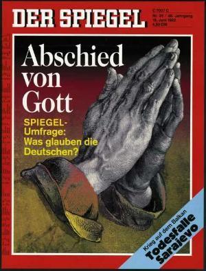 DER SPIEGEL Nr. 25, 15.6.1992 bis 21.6.1992