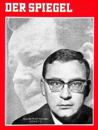 DER SPIEGEL Nr. 37, 6.9.1961 bis 12.9.1961