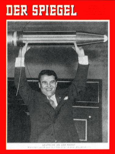 DER SPIEGEL Nr. 7, 12.2.1958 bis 18.2.1958