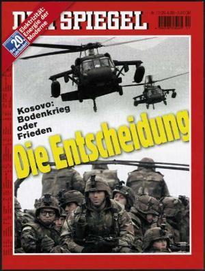 DER SPIEGEL Nr. 17, 26.4.1999 bis 2.5.1999