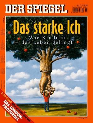 DER SPIEGEL Nr. 15, 6.4.2009 bis 12.4.2009