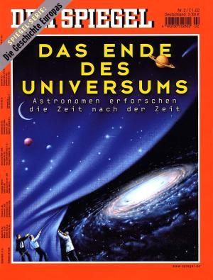 DER SPIEGEL Nr. 2, 7.1.2002 bis 13.1.2002
