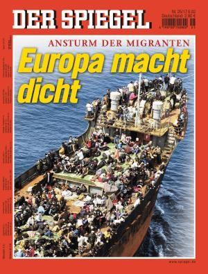 DER SPIEGEL Nr. 25, 17.6.2002 bis 23.6.2002
