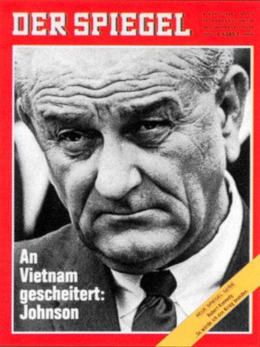 DER SPIEGEL Nr. 15, 8.4.1968 bis 14.4.1968