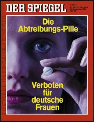 DER SPIEGEL Nr. 39, 23.9.1991 bis 29.9.1991