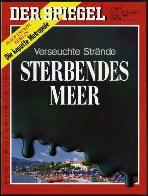 DER SPIEGEL Nr. 17, 22.4.1991 bis 28.4.1991