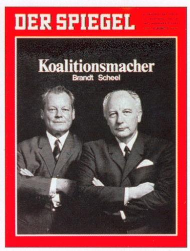 DER SPIEGEL Nr. 41, 6.10.1969 bis 12.10.1969