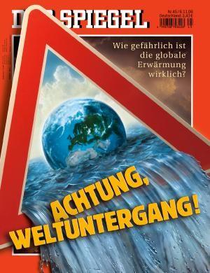 DER SPIEGEL Nr. 45, 6.11.2006 bis 12.11.2006