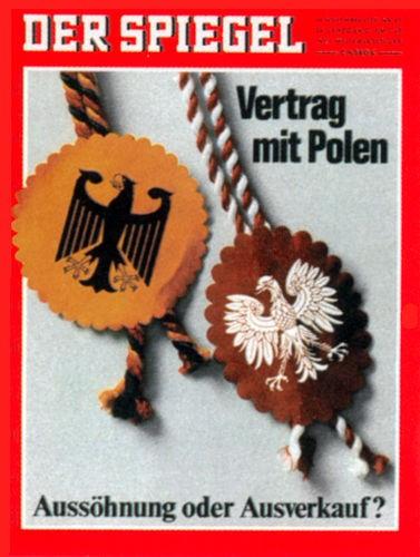 DER SPIEGEL Nr. 47, 16.11.1970 bis 22.11.1970