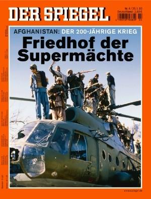DER SPIEGEL Nr. 4, 25.1.2010 bis 31.1.2010