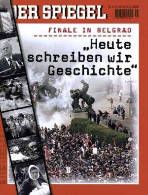 DER SPIEGEL Nr. 41, 9.10.2000 bis 15.10.2000
