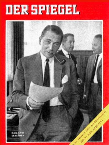 DER SPIEGEL Nr. 26, 27.6.1962 bis 3.7.1962