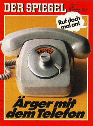 DER SPIEGEL Nr. 37, 10.9.1979 bis 16.9.1979
