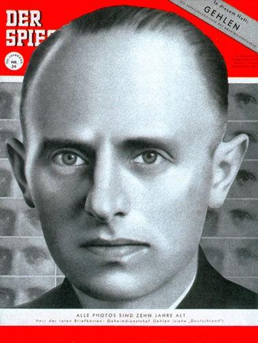 DER SPIEGEL Nr. 39, 22.9.1954 bis 28.9.1954