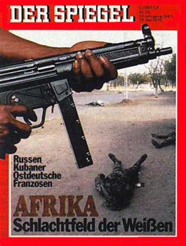 DER SPIEGEL Nr. 22, 29.5.1978 bis 4.6.1978