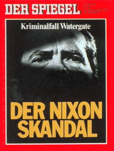 Original Zeitung DER SPIEGEL vom 30.4.1973 bis 6.5.1973