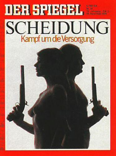 DER SPIEGEL Nr. 48, 26.11.1979 bis 2.12.1979