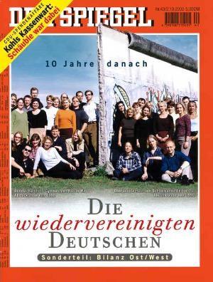 DER SPIEGEL Nr. 40, 2.10.2000 bis 8.10.2000