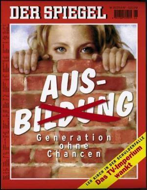 DER SPIEGEL Nr. 26, 23.6.1997 bis 29.6.1997