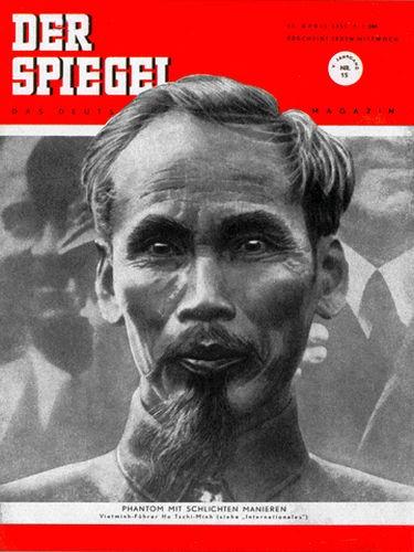 DER SPIEGEL Nr. 15, 11.4.1951 bis 17.4.1951