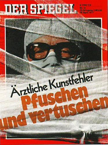 DER SPIEGEL Nr. 17, 18.4.1977 bis 24.4.1977