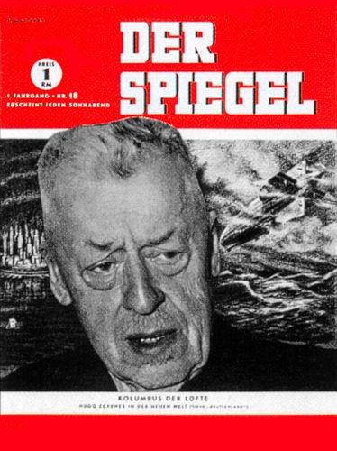 DER SPIEGEL Nr. 18, 3.5.1947 bis 9.5.1947
