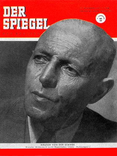 DER SPIEGEL Nr. 50, 12.12.1951 bis 18.12.1951