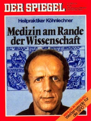 DER SPIEGEL Nr. 9, 25.2.1974 bis 3.3.1974