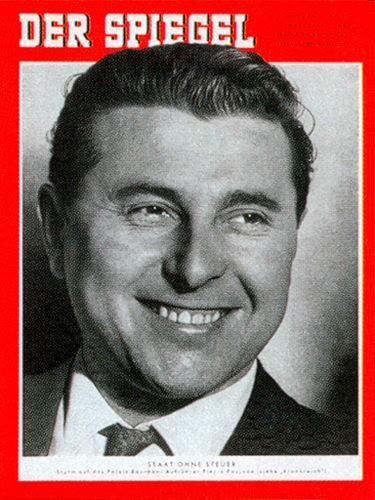 DER SPIEGEL Nr. 14, 30.3.1955 bis 5.4.1955