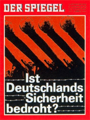 DER SPIEGEL Nr. 38, 16.9.1968 bis 22.9.1968