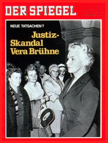 DER SPIEGEL Nr. 15, 6.4.1970 bis 12.4.1970