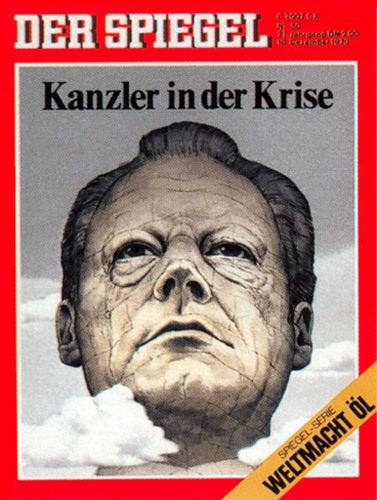 Original Zeitung DER SPIEGEL vom 10.12.1973 bis 16.12.1973
