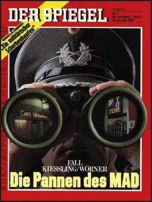 DER SPIEGEL Nr. 4, 23.1.1984 bis 29.1.1984