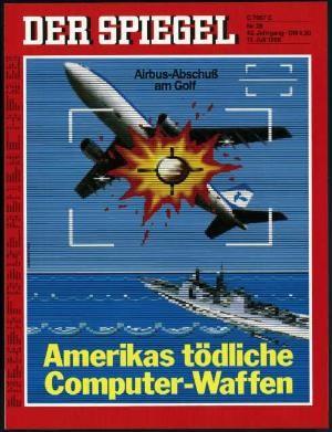 DER SPIEGEL Nr. 28, 11.7.1988 bis 17.7.1988