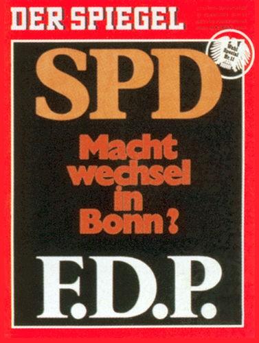 DER SPIEGEL Nr. 40, 30.9.1969 bis 6.10.1969