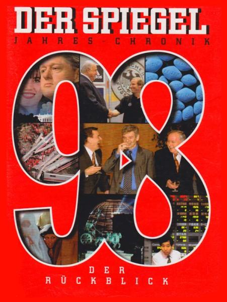 SPIEGEL Jahreschronik 1998