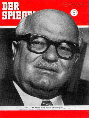 DER SPIEGEL Nr. 48, 26.11.1952 bis 2.12.1952