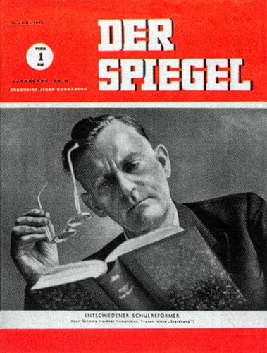 DER SPIEGEL Nr. 24, 12.6.1948 bis 18.6.1948