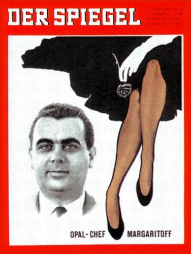 DER SPIEGEL Nr. 33, 15.8.1962 bis 21.8.1962